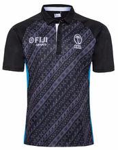 2019 Фиджи рубашка поло футболки для регби майка Лига Джерси