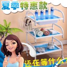 Специальные парикмахерские тележки для красоты, трехслойный парикмахерский салон, парикмахерские тележки, парикмахерский шкаф для инструментов
