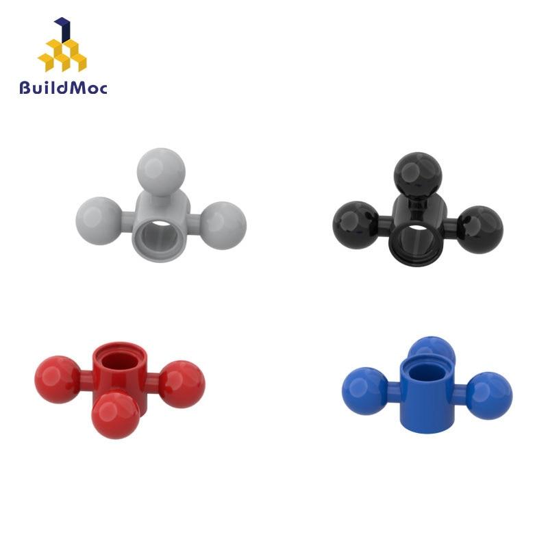 BuildMOC Assembles Particles 4213 4x4 Vintage Joint Board For Building Blocks Parts DIY LOGO Educational Gift Toys