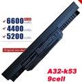 7800 mAh Laptop batterie für Asus K53 Serie K53BY K53J K53JE K53JN K53S K53SD K53SN K53TA K43JS K43SC K43SJ K43SV