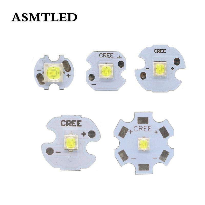5pcs // 10pcs in Warm White or Bright White 14mm Button LED Bulbs 3v