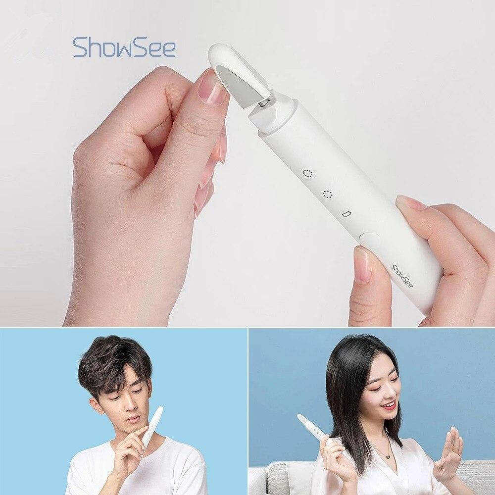 Showsee Electric nail trimmer Nail Clipper Cutter Baby Nail Trimmer Manicure Pedicure Clipper Cutter Scissor