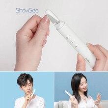 Showsee электрический триммер для ногтей машинка для стрижки ногтей Резак для триммера, маникюра, педикюра