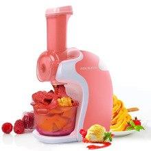 Portable Fruit Ice Cream Machine Home