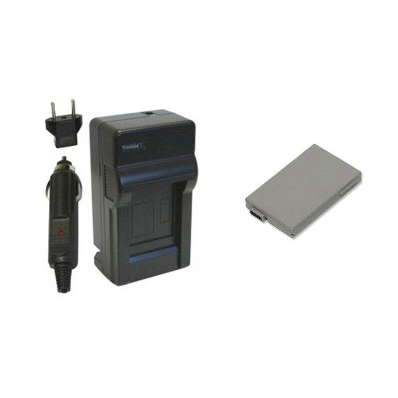 HF M400 HF M41 HFM400 Videocámara LCD Rápido Cargador De Batería Para Canon VIXIA HF M40