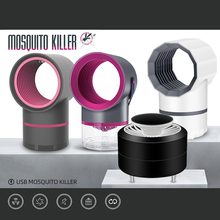 2020 nowa wydajna lampa Led do moskitiery Light USB do zabijania owadów łapka na owady pułapka na komary Lantern repelent Lamp tanie tanio LemonBest 20-50 m² Mosquito Killer Lamp