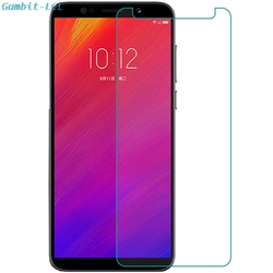 На Алиэкспресс купить стекло для смартфона 2pcs tempered glass for lenovo a5 screen protector 2.5d 9h on lenovo a5s a5 s glass film protective phone safety cover