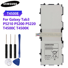 Yelping T4500e Tablet Battery For Samsung GALAXY Tab3 P5210 P5200 P5220 Replacement Batteries 6800mAh samsung t4500e tablet battery for samsung galaxy tab3 p5210 p5200 p5220 6800mah