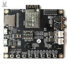 Esp32 audio kit esp32 аудио макетная плата wifi bluetooth модуль
