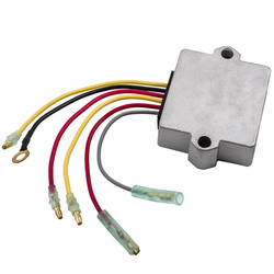 1PC 6 Drähte Spannungsreglergleichrichter für Mercury Außenborder Kraft 8152792
