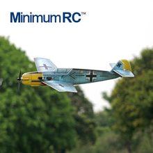 Minimumrc messerschmitt bf109 rc самолет 360 мм комплект + мотор/комплект