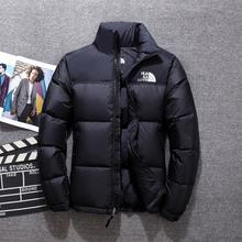 2020 new men's down winter coat men / women white neutral down men's and women's coat lover XS-3XL coat