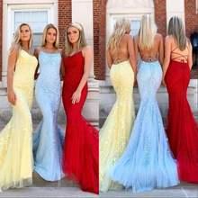 Женское платье подружки невесты кружевное карамельного цвета