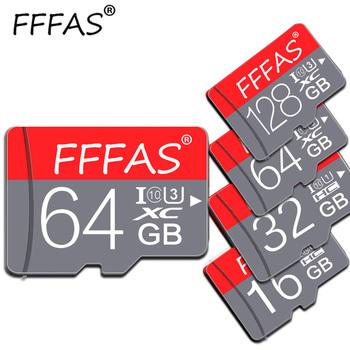 Wysokiej jakości czerwona wersja karta Micro SD TF karta 8GB 16GB 32GB 64GB 128GB karta pamięci Class10 karta micro sd cartao de memoria tanie i dobre opinie NoEnName_Null Tf micro sd card
