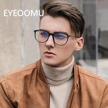 Очки eyeoomu в винтажном стиле с защитой от синего излучения