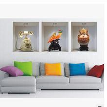 3d имитация помещений xuan cai z 004 набор из 3 имитационных