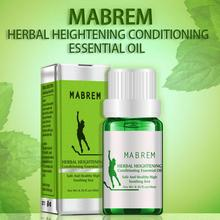 10ml MABREM Herbal Enhancement Conditioning Oil for Body Feet Prolongs The Closure of the Skeleton Line and Bone Redevelopment
