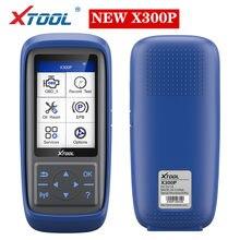 XTOOL X300P teşhis aracı araba tarayıcı obd yağ sıfırlama ABS kanama bakım ışığı sıfırlama kilometre sayacı ayarı
