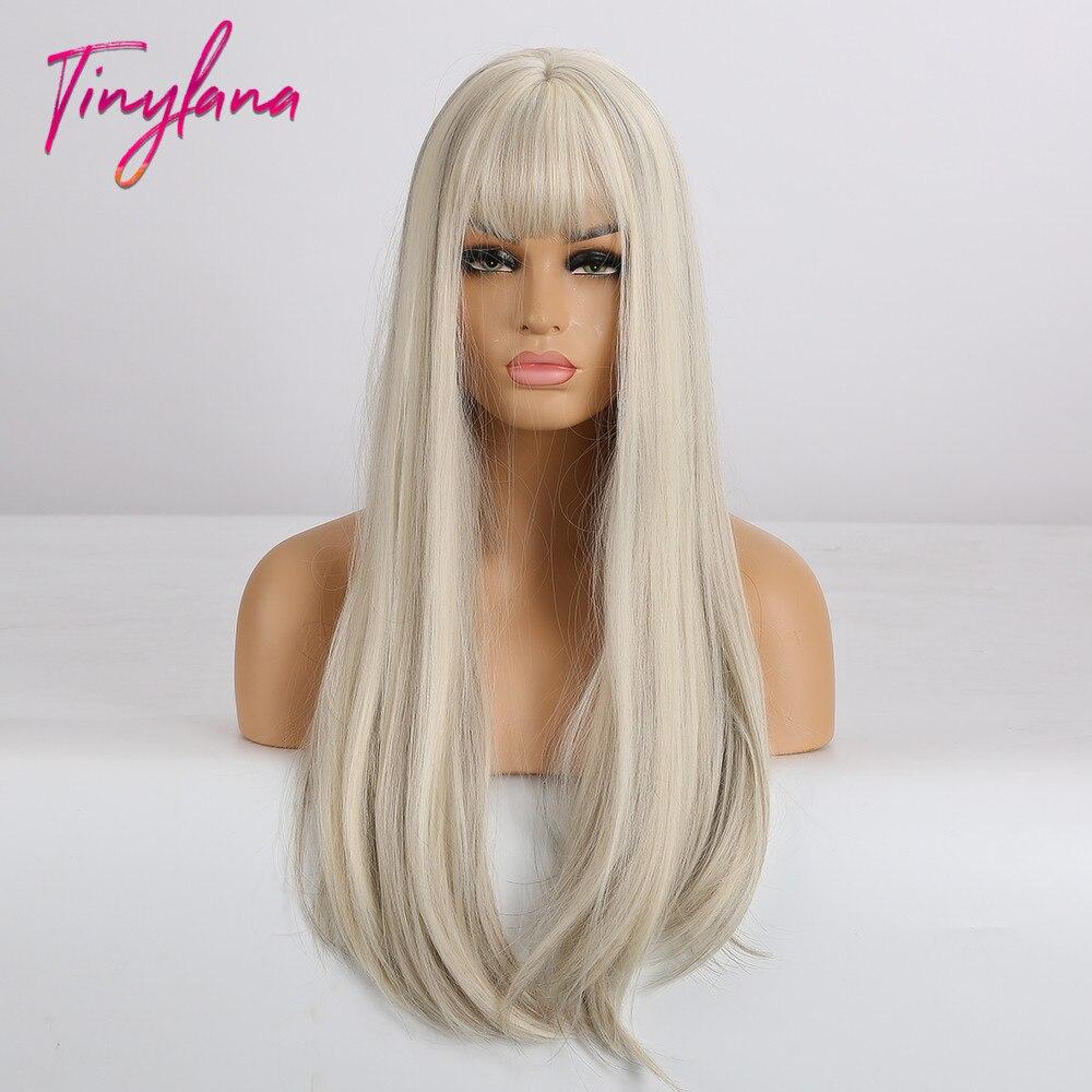 Купить tiny lana длинные прямые волосы коричневый светлый светильник