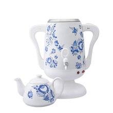 Электрический чайник с кран 45 l большой Ёмкость двойной Слои