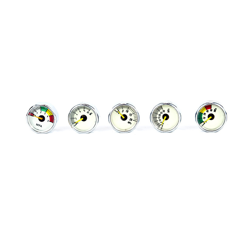 PCP Paintball Airforce High Pressure Gauge 5MAP 20MPA 30MPA 40MPA