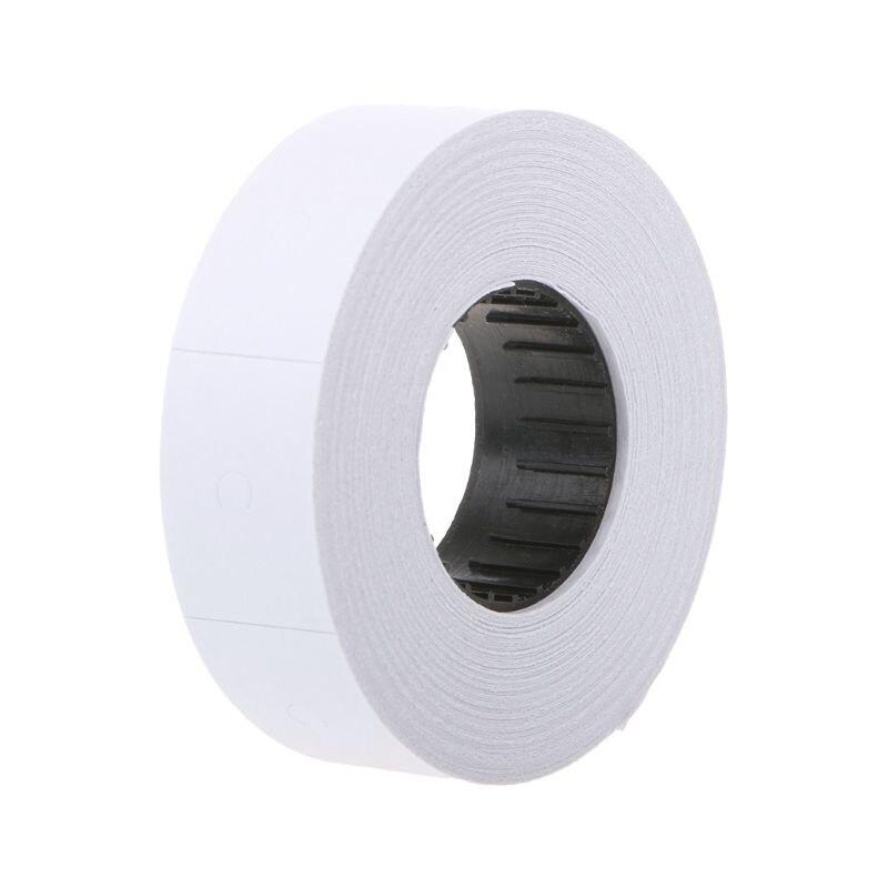 10 Rolls Price Label Paper Refill Tag Mark Sticker Double Row For MX-6600 Labeller Gun X6HB