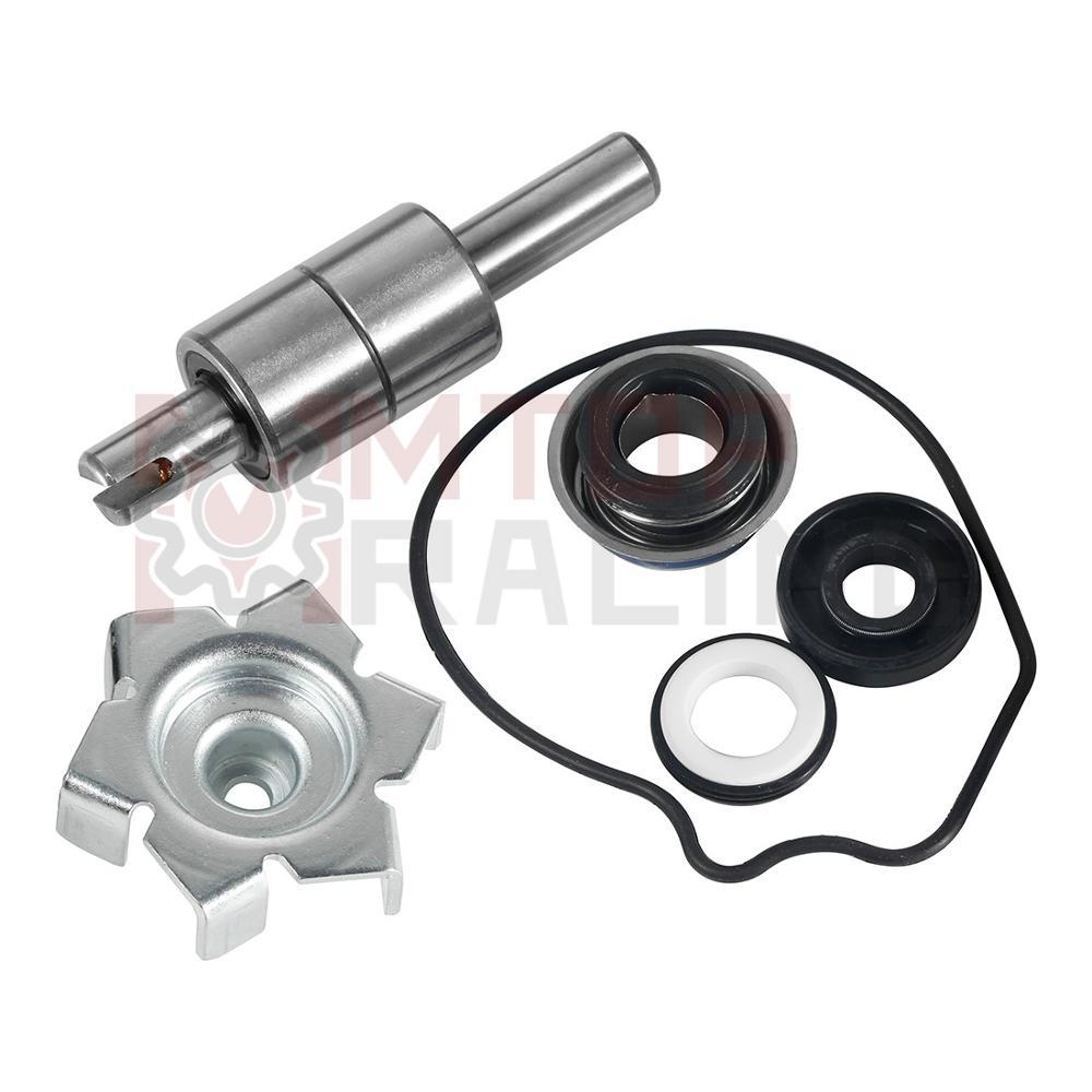 Water Pump Repair Kit For Honda VLX400 STEED 400 VLX600 STEED 600 All Years