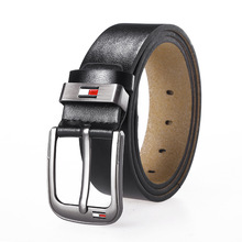 Fashion Leather Belts for Mens Casual Retro Pu Microfiber Leather Belt