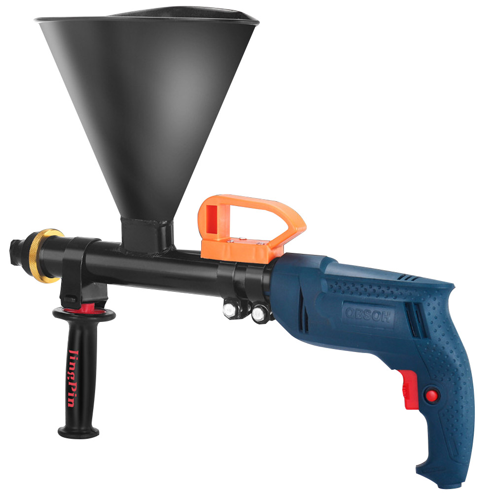 Windows Automatic Grouting Mortar Filling Filling And Doors Machine Cement Electric Gun Cement Security Gun