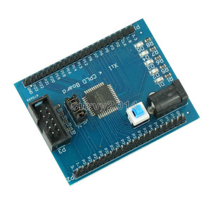 Image 1 - Xilinx XC9572XL CPLD Development Board Brassboard Learning Board JTAG Interface DC Power Supply with Switch
