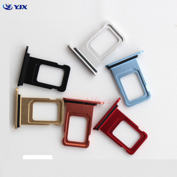 10pcs Single SIM Cards Adapter For iPhone X XS XSMAX SIM Card Slot Holder Container Replacement Part