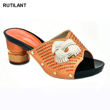 Women Pumps Sandals High-Heels Casual-Shoes Elegant Sexy Plus-Size Summer Fashion 7cm