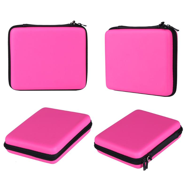 Hard EVA Storage Zip Case Protective Holder For Nintendo 2DS in Bags from Consumer Electronics