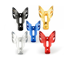 Portable Ultra Light Bicycle Water Bottle Holder Aluminum Alloy Fashion Rack Mountain Bike Cup Holder Bottle Cage Bicycle Parts