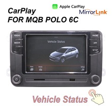 Carplay MIB 280D 280E RCD330 187B Radio dla MQB POLO 6C
