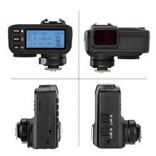 Godox X2T-N i-TTL Беспроводной триггер для вспышки с 2,4G Беспроводной с триггерным управлением с TTL Bluetooth простой телефонный регулировки Функция