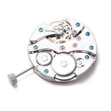 1 pièces montre mouvement 17 Rubis mécanique Asie 6497 À Remontage Manuel mouvement coupe pour montre pour hommes montre-bracelet hommes