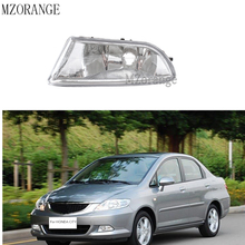 1pc Left / Right Fog Light Lamp For HONDA CITY GD6 GD8 2006 2007 2008 Front Bumber 33951-SEL-H61/ 33901-SEL-H61