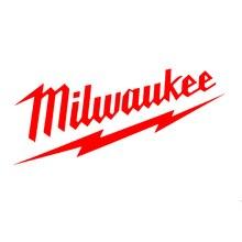 1 шт. наклейки Milwaukee для электроинструментов, автомобильные наклейки на окна, водонепроницаемая наклейка, Виниловая наклейка Sawzall 15 см