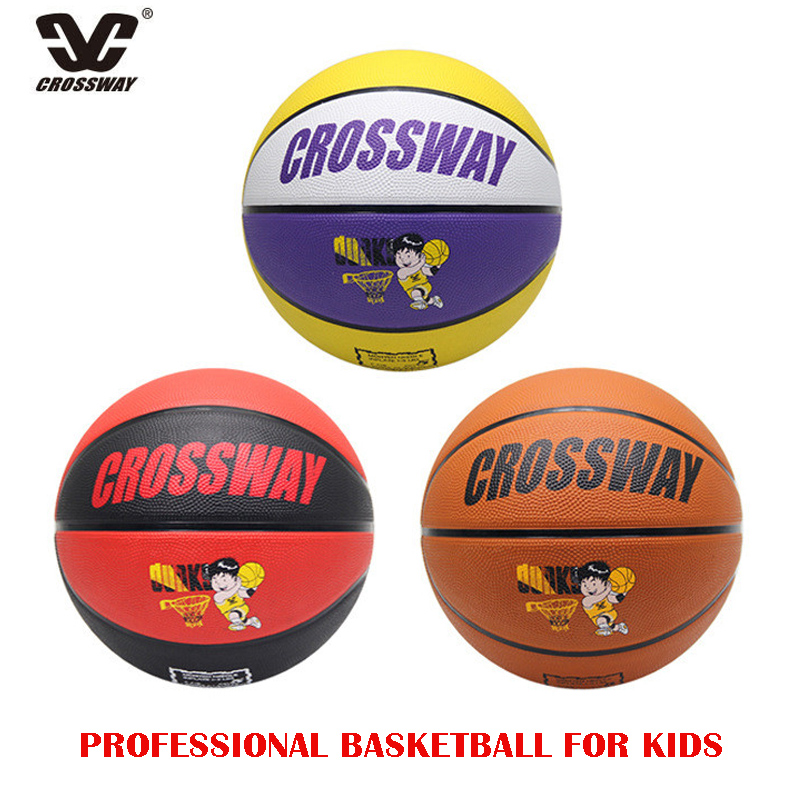 Official Size 5 Basketball Ball For Kids Standard Youth Street Basket Ball #7 Match Training Basketball With Pump/Bag For Boys