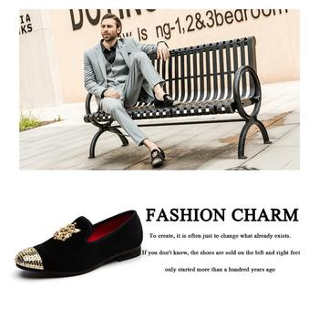 Men Loafers Leather Men Casual Shoes Handmade Fashion Comfortable Breathable Men Shoes 1