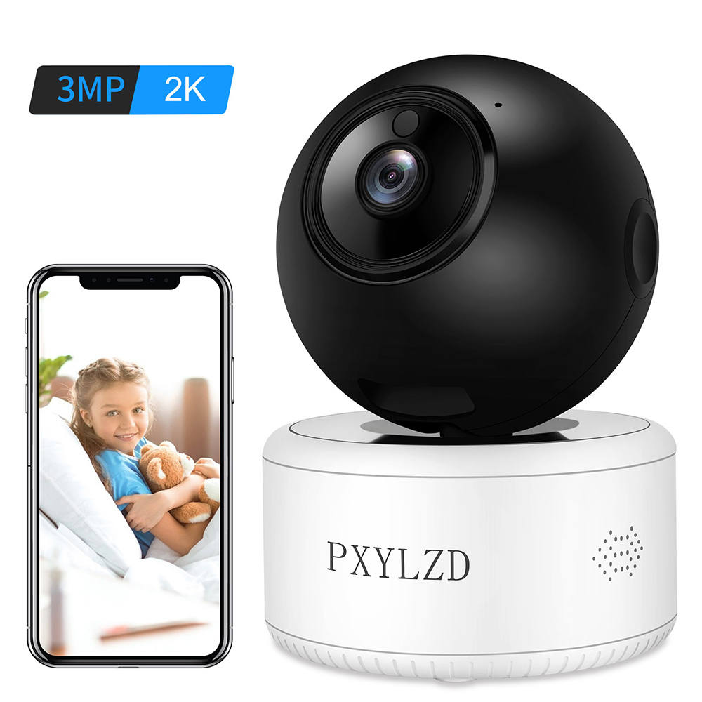 Baby-Monitor Camera Sleeping Nanny Detection-Alarm Wifi Home-Security-Camera with AI