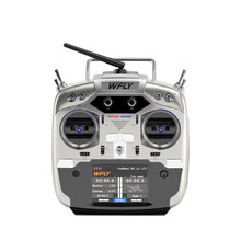 WFLY ET12 Touch Panel 2.4G 12CH RC Radio Transmitter Mode 1 Mode 2