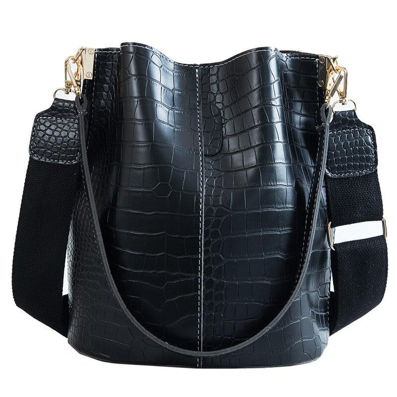 Fashion Women Handbag New Women's Bags Female Large Capacity Crossbody Bags Women Crocodile Pattern Shoulder Bag