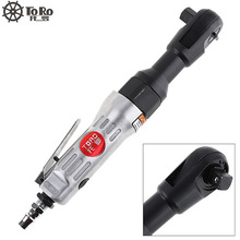 цена на 1/2'' Pneumatic Air Wrench Ratchet Wrench Pneumatic Tools with Air Inlet Interface Adjustable Switch for Car Repair Disassemble