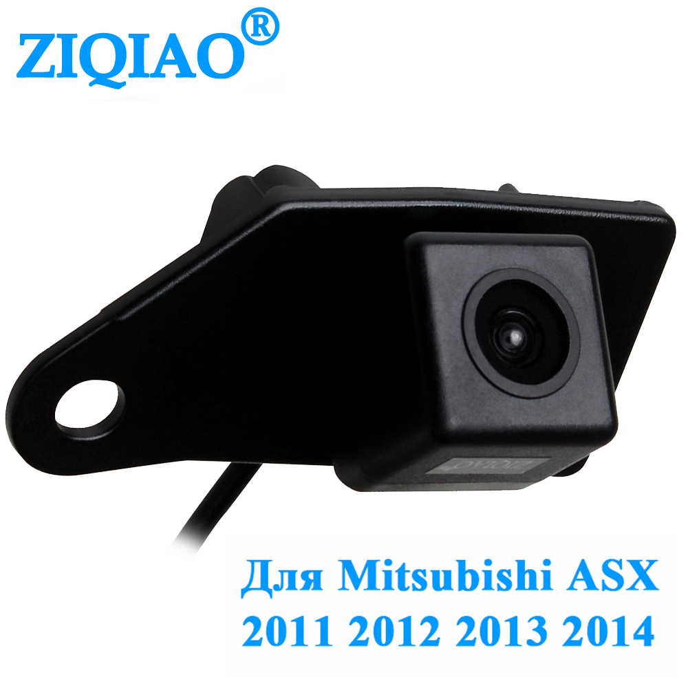 ZIQIAO for Mitsubishi ASX 2011 2012 2013 2014 2015 2016 Dedicated Parking Reverse Rear View Camera HS054