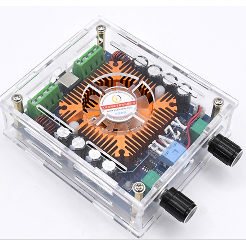SOTAMIA TDA7850 Digital Power Amplifier Board 4 x 50W 4 Channel Car Amplifier Class AB Stereo Bass Audio Amplifier