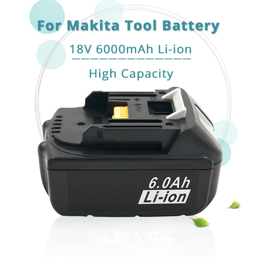 Für Makita Ersatz 3000mAh 18V Lithium Akku BL1830 BL1840B BL1815 BL1860 Batterie