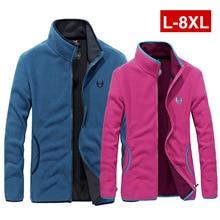 Флисовый мужской Флисовый жакет, блузы, верхняя одежда, плащ, куртка, подкладка, весна и осень и зима, двухсторонняя плотная толстовка с капюшоном