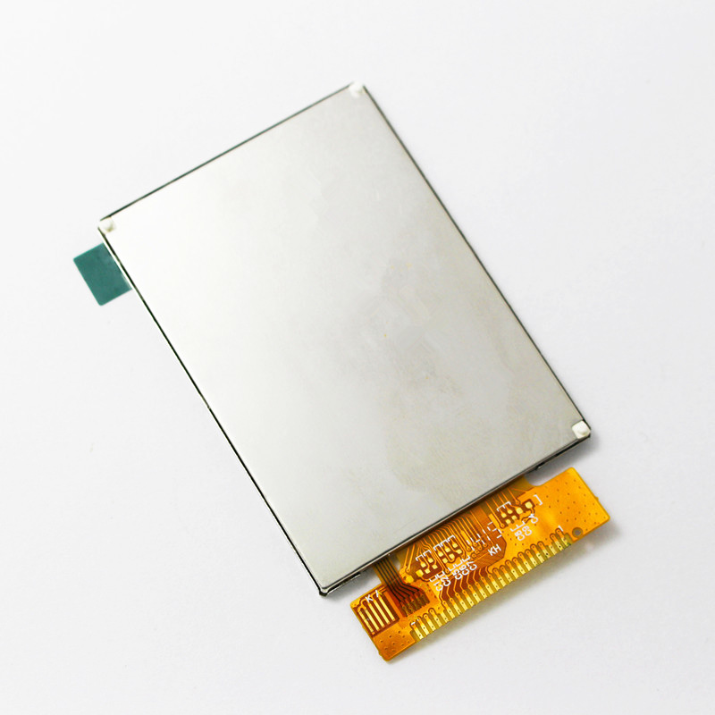 2.4inch Tft Lcd Resolution 240X320 HD Color Display Widely Used In Communication Equipment Display Etc